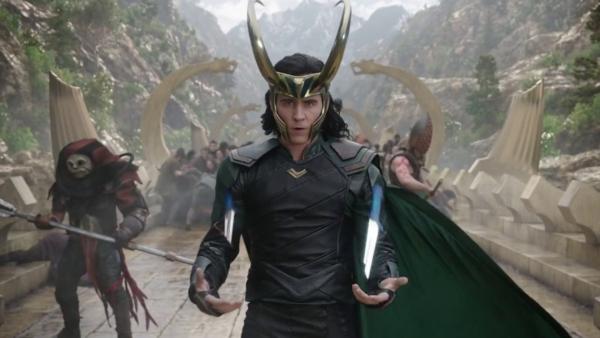 Hiddleston in Marvel-serie 'Loki' op Disney+!