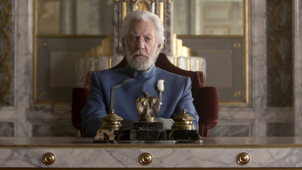 Donald Sutherland in HBO's 'The Undoing'