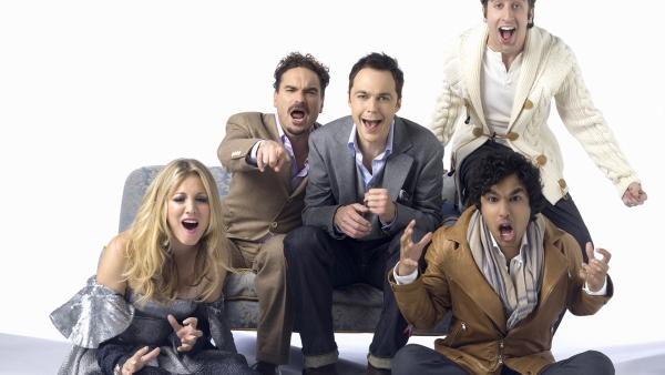 Kaley Cuoco wil nu al reboot Big Bang Theory