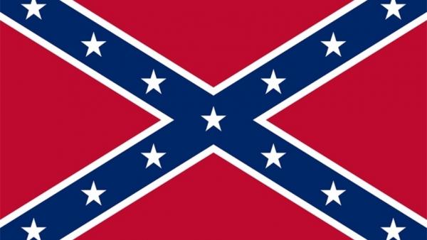 Werk aan controversiële Confederate ligt stil