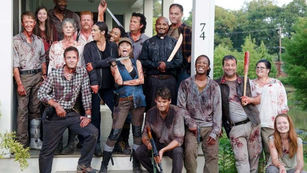 Dode held weer tot leven in 'The Walking Dead'?