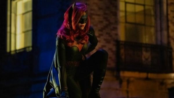 The CW bestelt pilot 'Batwoman'!