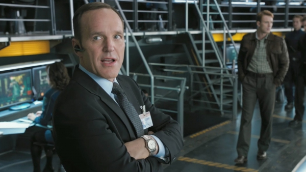 Clark Gregg zegt 'Agents of SHIELD' vaarwel