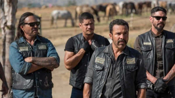 Trailer 'Sons of Anarchy'-spinoff 'Mayans M.C.'!