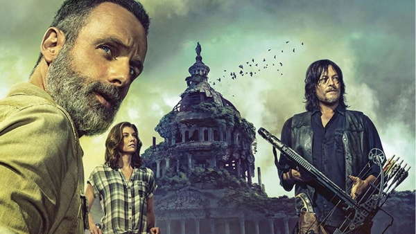 Poster 'The Walking Dead' verraadt veel