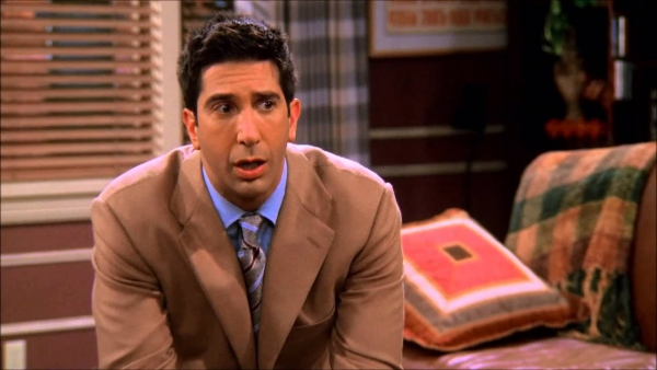 Ross blijkt populairste 'Friends'-personage