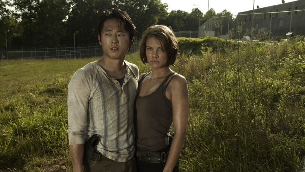Yeun over laatste woorden 'The Walking Dead'
