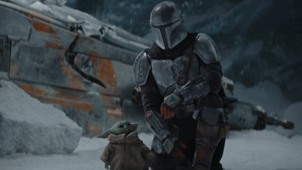 Waarom missen Mandalorian-personages in de trailer