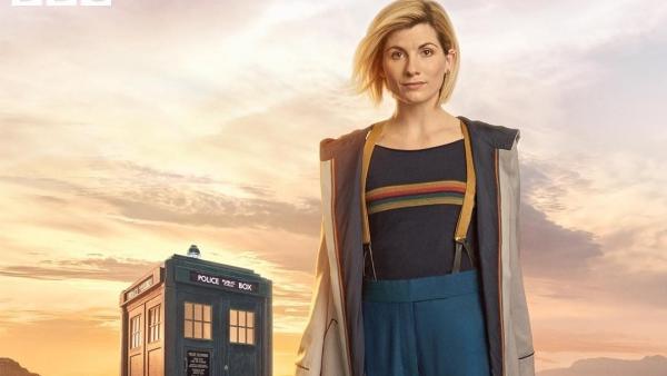 Eerste blik op vrouwelijke Doctor Who!