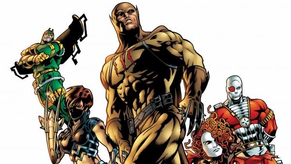 DC-serie rond 'Secret Six' op komst!
