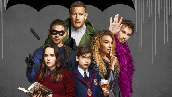 Samenwerking Netflix en Dark Horse Entertainment