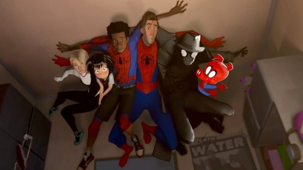 Sony wil serie Spider-Man: Into the Spider-Verse