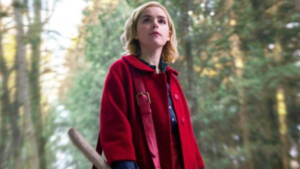 Heerlijke trailer Chilling Adventures of Sabrina