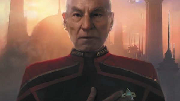 Nieuwe Enterprise in 'Star Trek: Picard'?