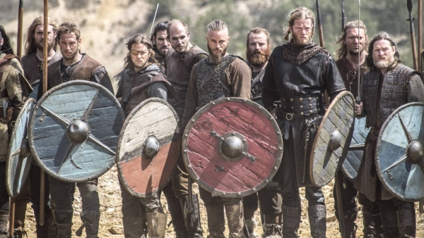 Showrunner over dood 'Vikings'