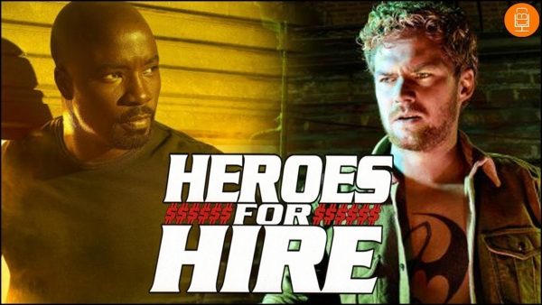 Marvel wil 'Heroes for Hire'-serie