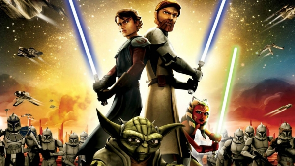 'Star Wars: The Clone Wars' in 2019 verder