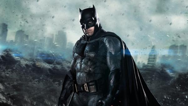 Geen Batman in Arrowverse