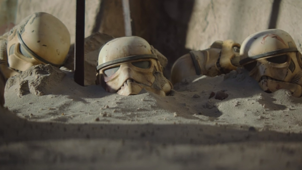 Trailer Star Wars-serie 'The Mandalorian'!