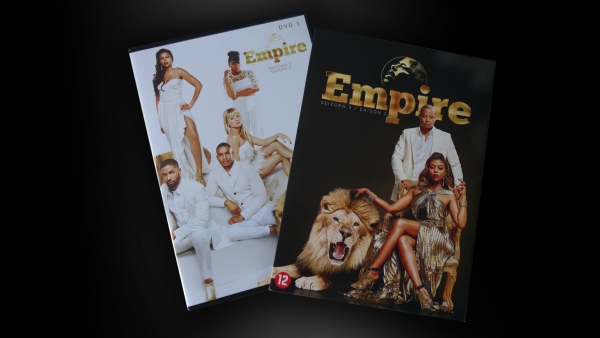Tv-serie op Dvd: Empire (seizoen 2)