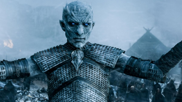 Bijna was de Night King totaal anders in GoT