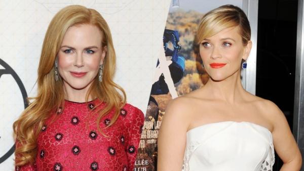 Reese Witherspoon en Nicole Kidman HBO