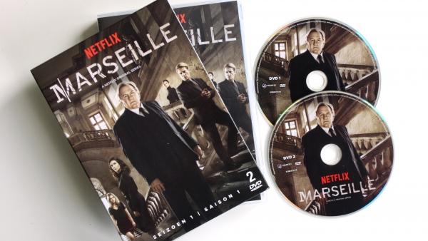 Dvd-recensie: 'Marseille' seizoen 1