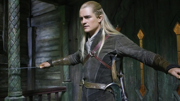 Orlando Bloom terug in 'Lord of the Rings'-serie?