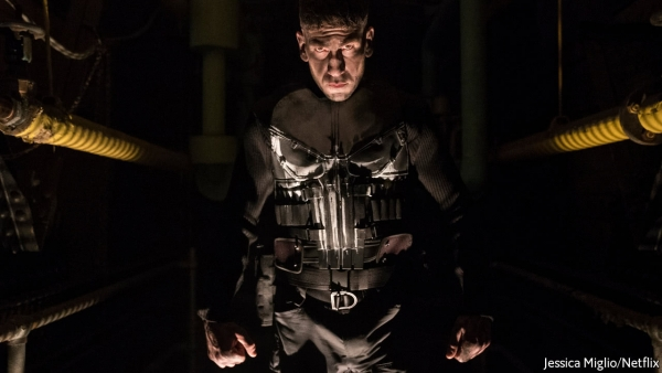 Nieuwe trailer en poster 'The Punisher' S2