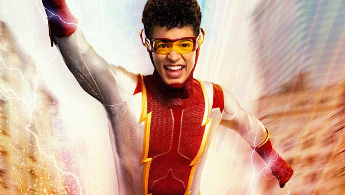 The Flash'-acteur toont zijn nieuwe superheldenpak - SerieTotaal