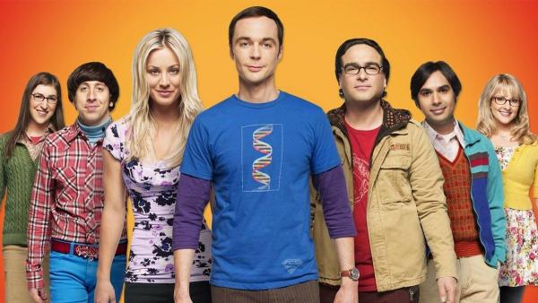 'The Big Bang Theory' eindigt op 16 mei