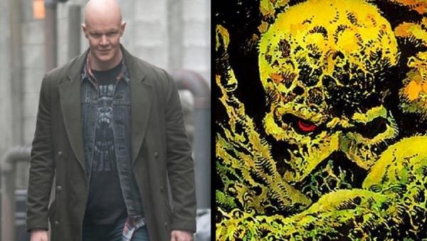 Derek Mears is 'Swamp Thing' in DC-serie!