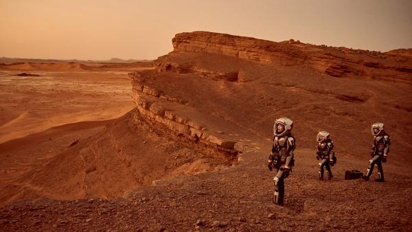 Tweede seizoen Mars in november te zien