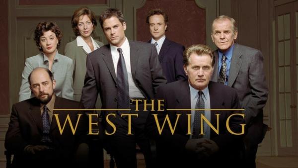 'The West Wing' mogelijk terug op de buis