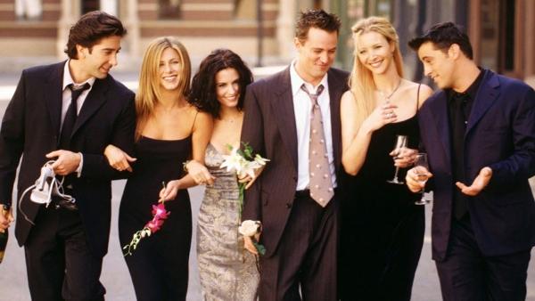 Er komt nooit een revival van 'Friends'