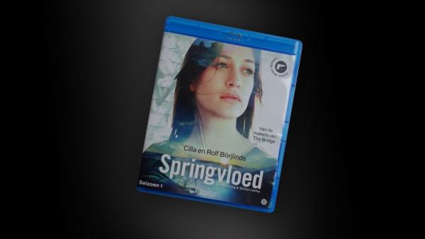 Tv-serie op Blu-Ray: Springvloed