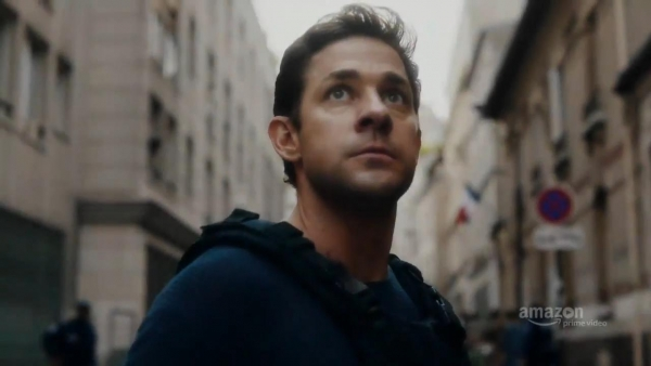 Nieuwe trailer Amazon-serie 'Jack Ryan'!!
