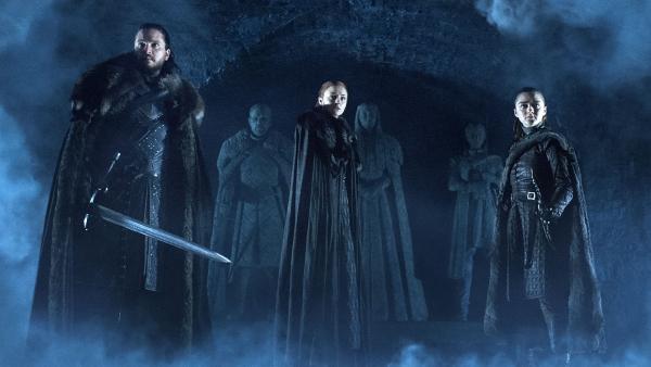 Eerste foto's 'Game of Thrones' seizoen 8!