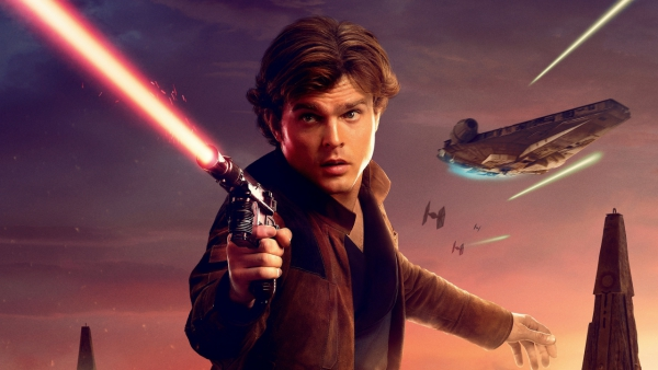 Han Solo-acteur gecast in 'Brave New World'