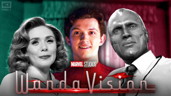 Tom Holland wil Spider-Man in serie 'WandaVision'