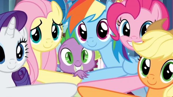 Einde aan 'My Little Pony'