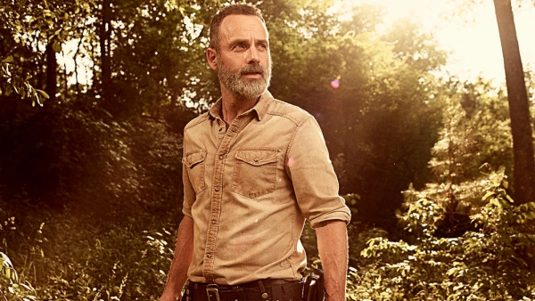 Verliest Rick een hand in The Walking Dead-films?