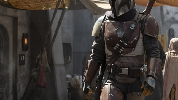 Foto 'Star Wars'-serie 'The Mandalorian'!