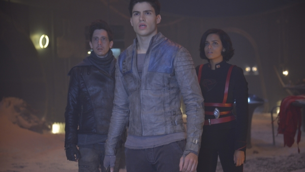 Eerste foto Superman-prequel Krypton!