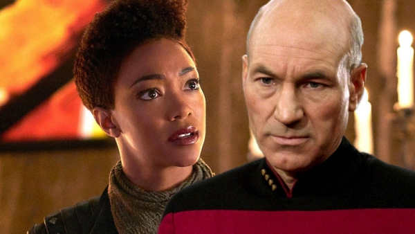 Opvallend duo in 'Star Trek: Discovery'