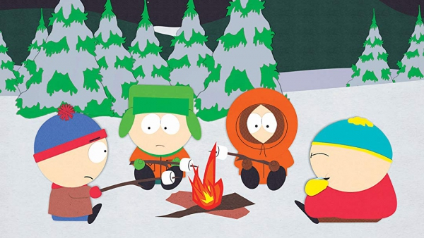 'South Park' na kritiek verboden in China