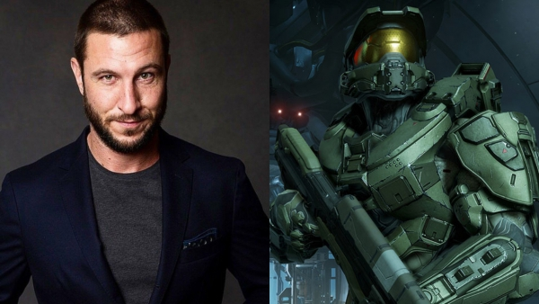 Pablo Schreiber is Master Chief in 'Halo'!