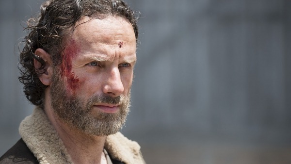 Rick niet snel dood in 'The Walking Dead'?