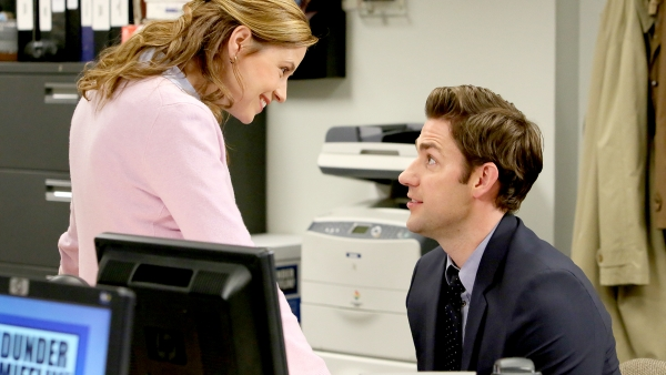 John Krasinski te vinden voor The Office revival