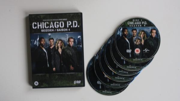 Dvd-review: 'Chicago PD' seizoen 4